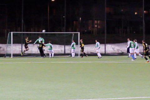 Timmy header inn 2-0 mot Snarøya